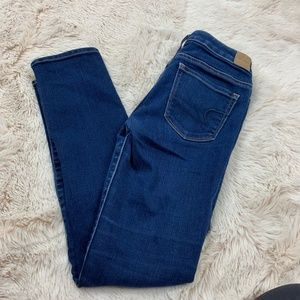 American Eagle Outfitters Skinny Jeans 6 Short